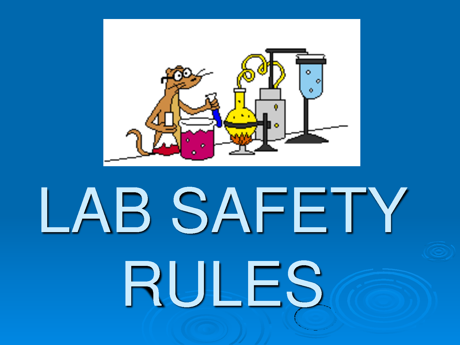 Science Lab Safety Lessons Tes Teach