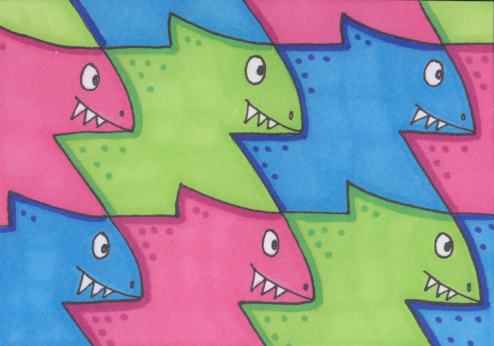 Lovely Tessellations Templates Photos - Example Resume and ...